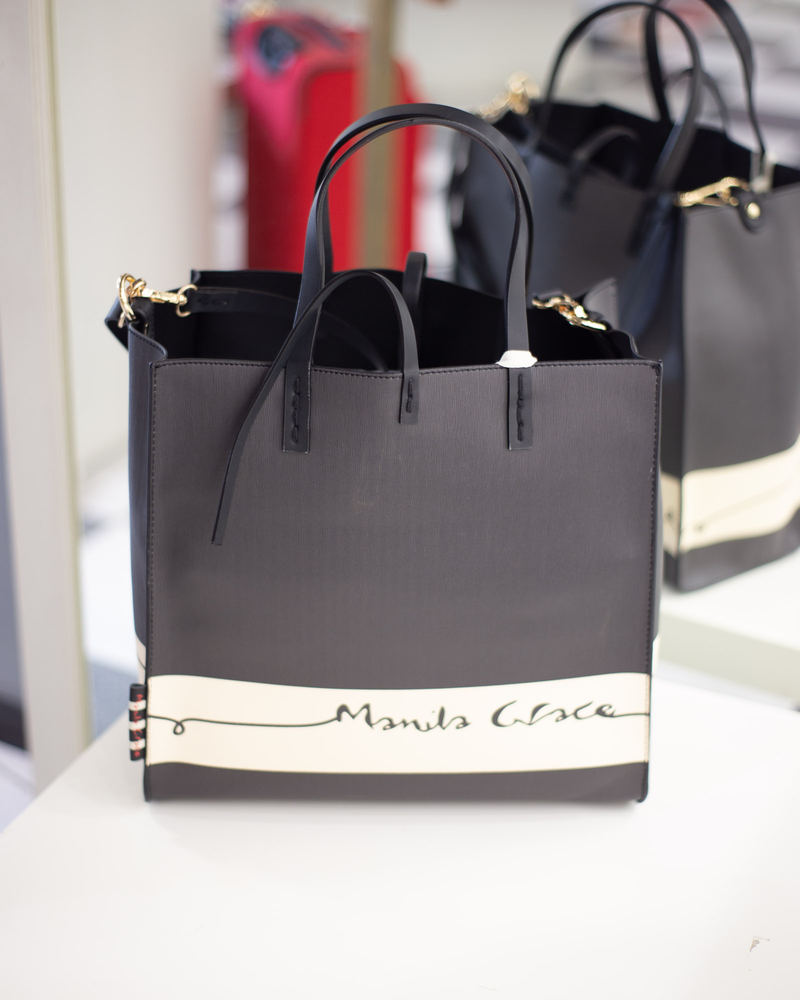 Shopper Manila Grace nera