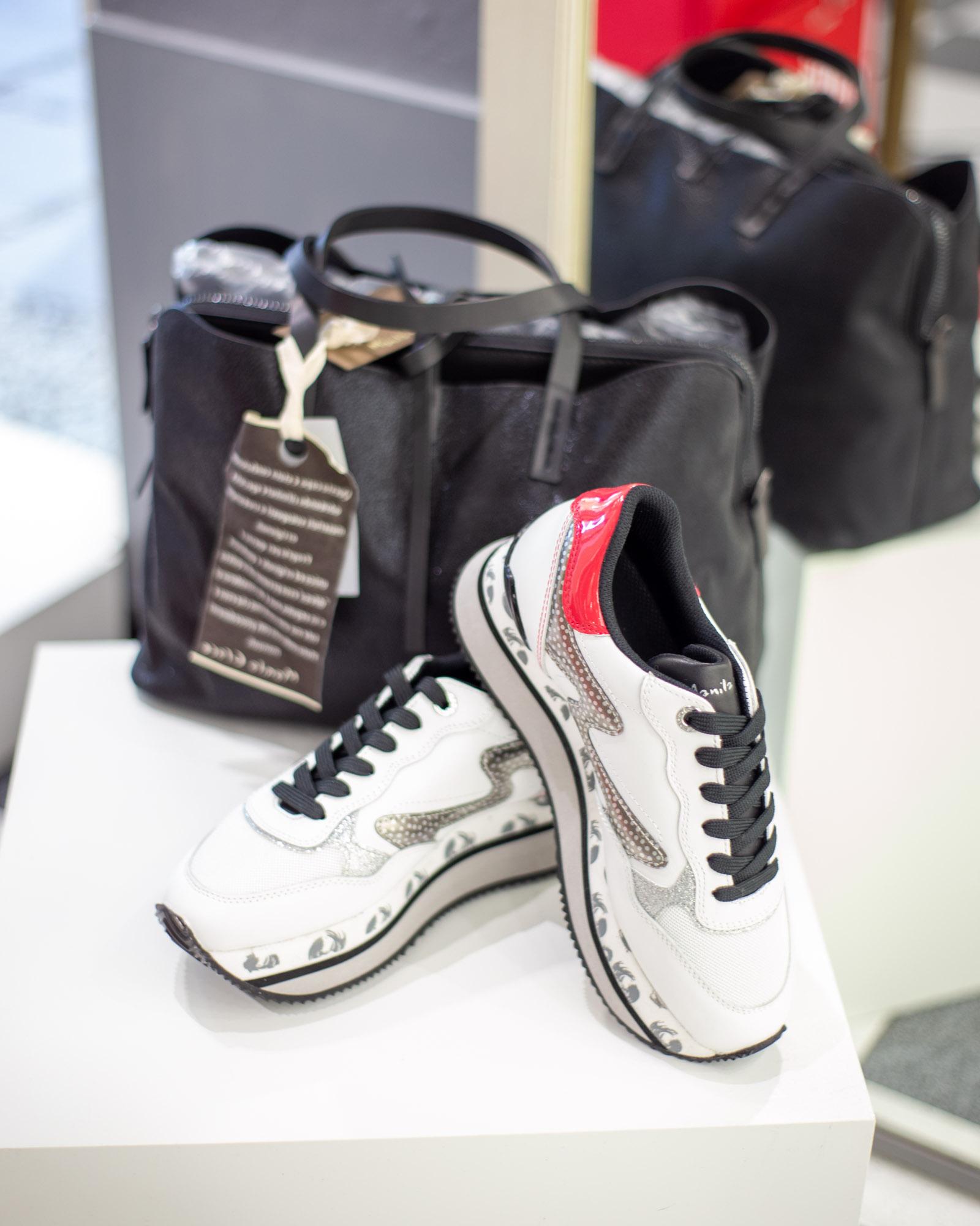 Sneakers bianche Manila Grace